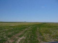 80-acres Indian Butte Ranch (on county road)